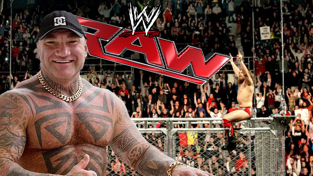 """Tim """"Sharky"""" Ward has reported been offered a contract to train at the WWE training facility in the Midwestern US."""