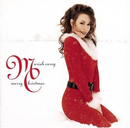 """The iconic 1994 Christmas album that inspire West, """"Merry Christmas' by Maria Carey"""
