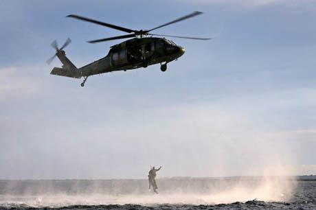 A stock image of a TAG-E operation at sea. PHOTO: ADF
