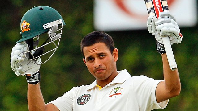 """Proud Aussie cricketing sensation - Usman Khawaja is the Pakistani-born Australian Cricketer. Despite his undeniable love for represent Australia, Usman was subject to a far stricter selection process than the English-side do with their """"tourist visas"""""""