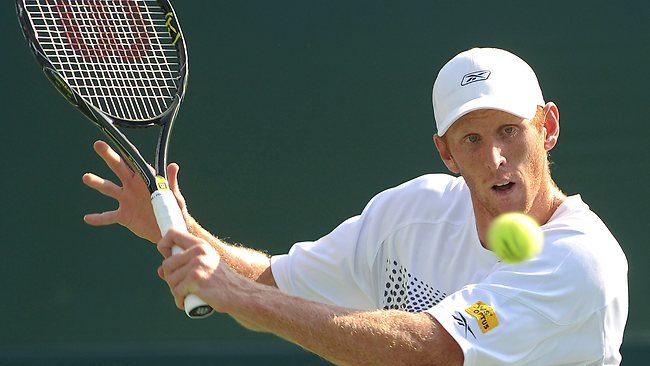 Chris Guccione, the 41 year-old tennis veteran was the victim of mistaken identity