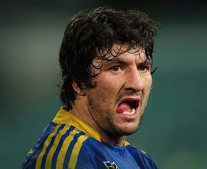 """Former player, Nathan Hindmarsh, is well known as one of the players that """"God Forgot"""""""