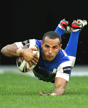 """Starkey admits """"he should have known"""" that his favourite Rugby League player, Hazem El Masri, was Muslim considering the players """"exotic surname"""""""