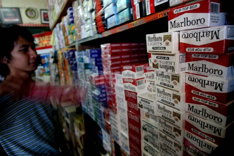 Australia could model their tobacco branding laws after Indonesia from next year. PHOTO: News of the World/News Corp