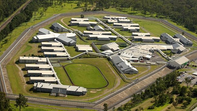 Arthur Gorrie Correctional Centre. Home to many well-known criminals, as well as handy footballers