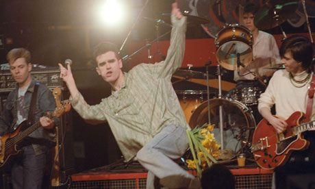 Manchester band The Smiths has been viewed as being the healthy alternative to cure heartbreak as opposed to smoking drugs. PHOTO: Niall Harvey/News of the World