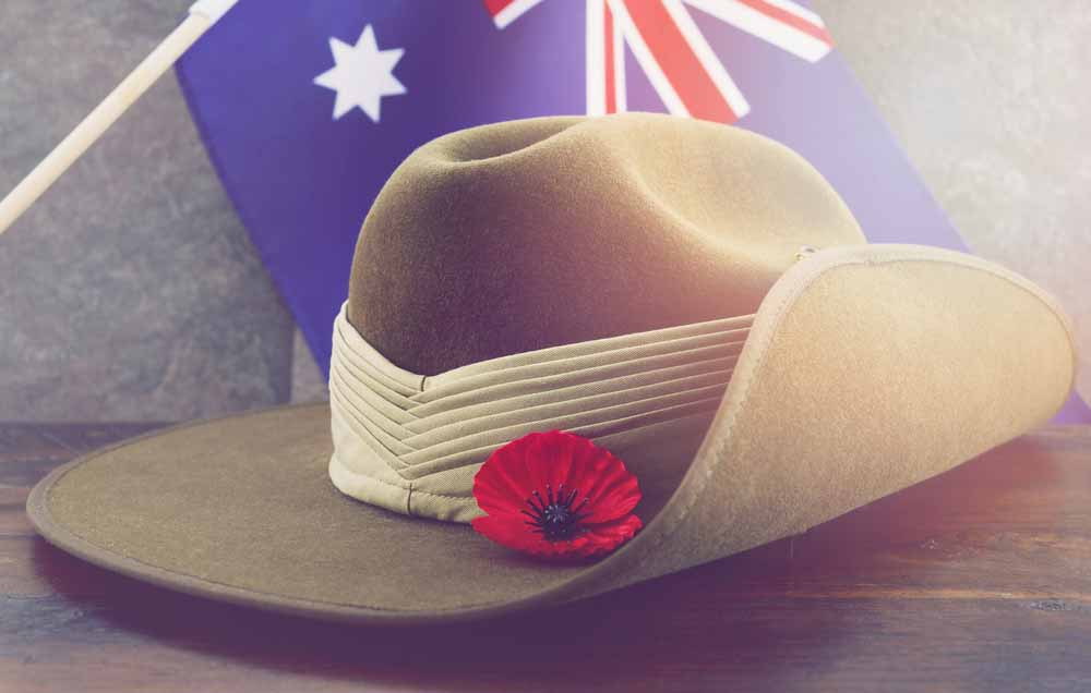 the 25th of April marks 100 years since the Gallipoli campaign. A solemn moment in Australian military history.