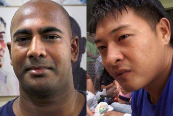 Andrew Chan and Myuran Sukumaran were both executed for their role in smuggling heroin in to Bali overnight. SOURCE: ABCNews
