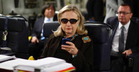 Hillary has demanded photos and bios on all current and future male staffers