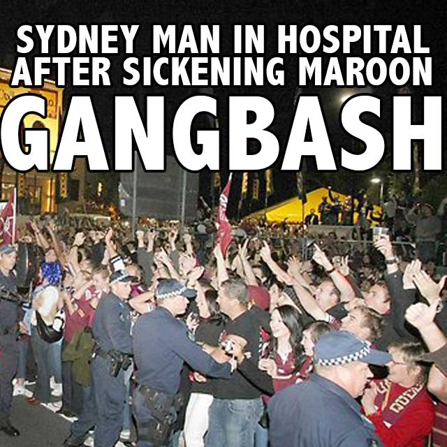 sicken gangbash