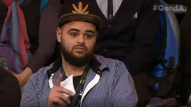 Zaky Mallah, the loudmouth former-but-kinda-still-a-little Islamic extremist