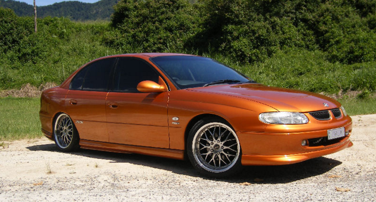 The Holden Commodore, a high-performance vehicle that breaks down racial barriers