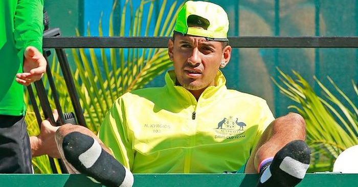 The golden boy of Australian tennis, Nick Kyrgios, is a perfect example of how hard word, support and funding can pay for the Australian government.